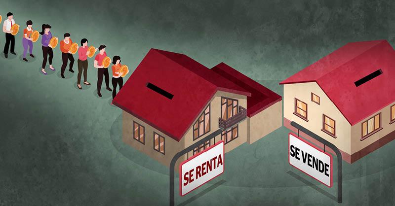 Hacerse de una vivienda propia en la Ciudad de México será más complicado