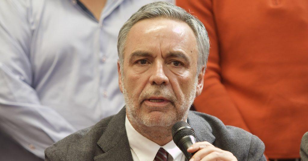 Ramírez Cuéllar, presidente de Morena propuso que el INEGI realice funciones de fiscalización.