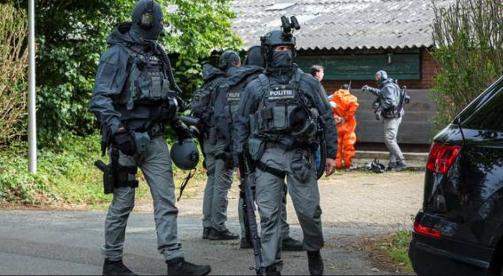 Laboratorios mexicanos para producir metanfetaminas se multiplican en Países Bajos