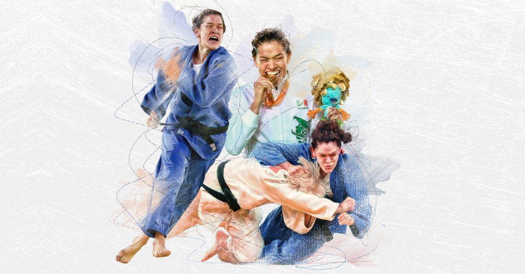 Lenia Ruvalcaba se ha consagrado como la mejor judoca del mundo