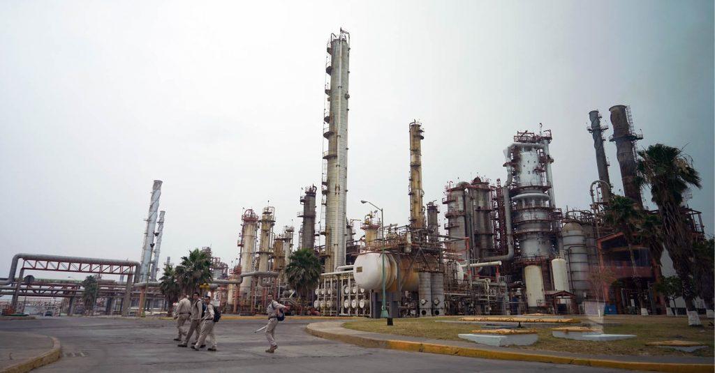 La pérdida por producir, almacenar y vender petróleo se estima que será de 160 millones de pesos diarios