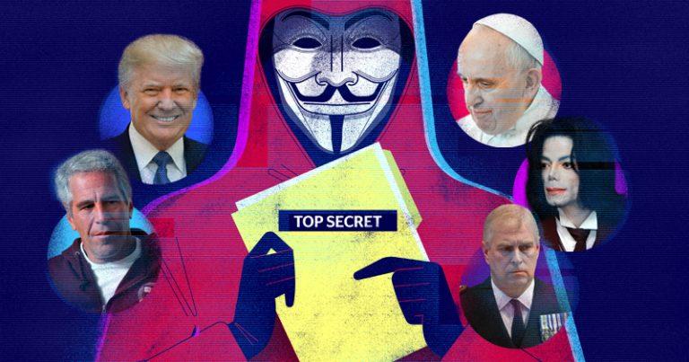 Anonymous acabó con el silencio para unirse a las protestas por la muerte de George Floyd