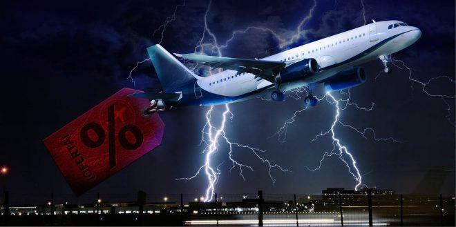 La crisis económica derivada de la pandemia por COVID-19 provocó que múltiples aerolíneas a nivel mundial comenzaran a bajar los costos