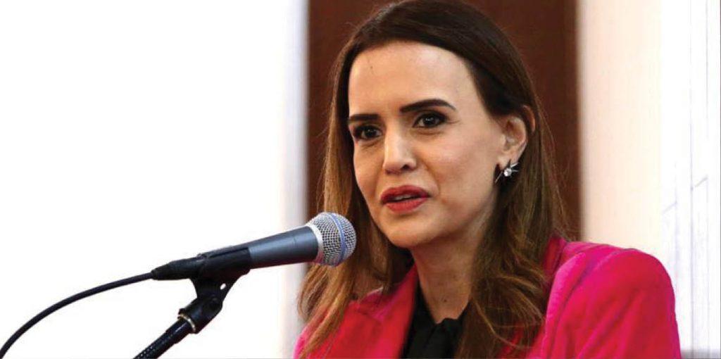 Clara Luz Flores podría ser candidata del PAN para la gubernatura