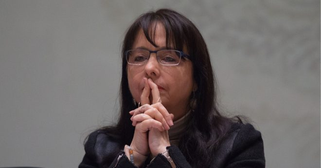 Senadores pidieron la presencia de María Elena Álvarez-Buylla, titular de Conacyt