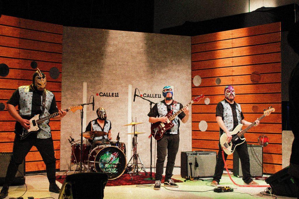 Dr Tritón, banda de surf mexicano que presenta su más reciente material, Suite Poseidón