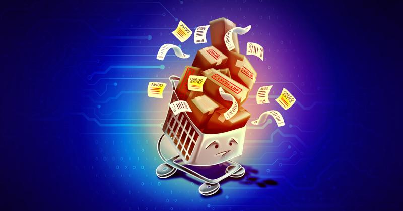 Las empresas que venden en puntos físicos migraron hacia el comercio electrónico
