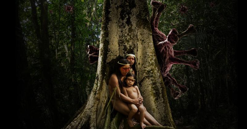 Los indígenas de la Amazonia están expuestos a los contagios de Covid-19
