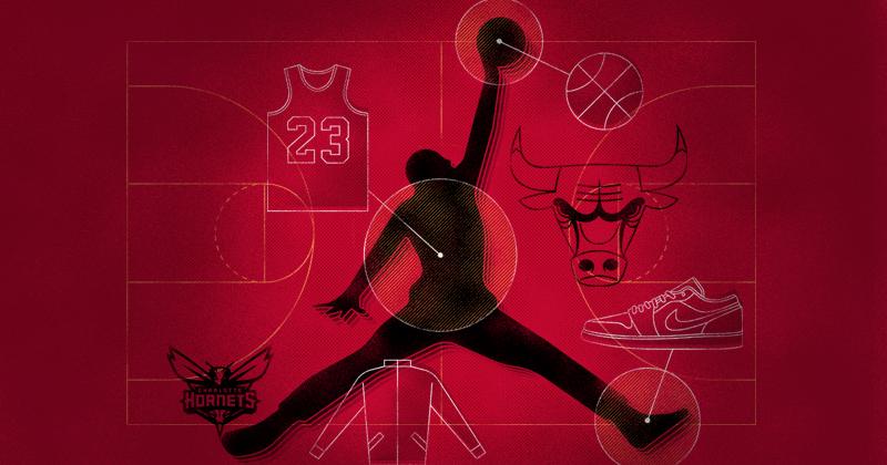 Michael Jordan convirtió a los Chicago Bulls en una de las franquicias más rentables