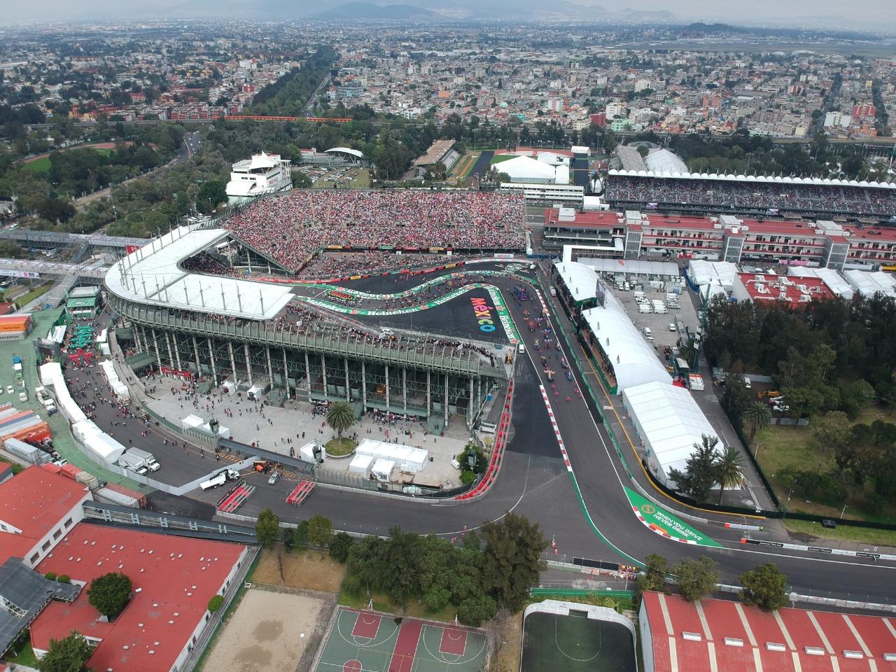 Cancela el Gran Premio de México 2020; boleto será válido para el 2021