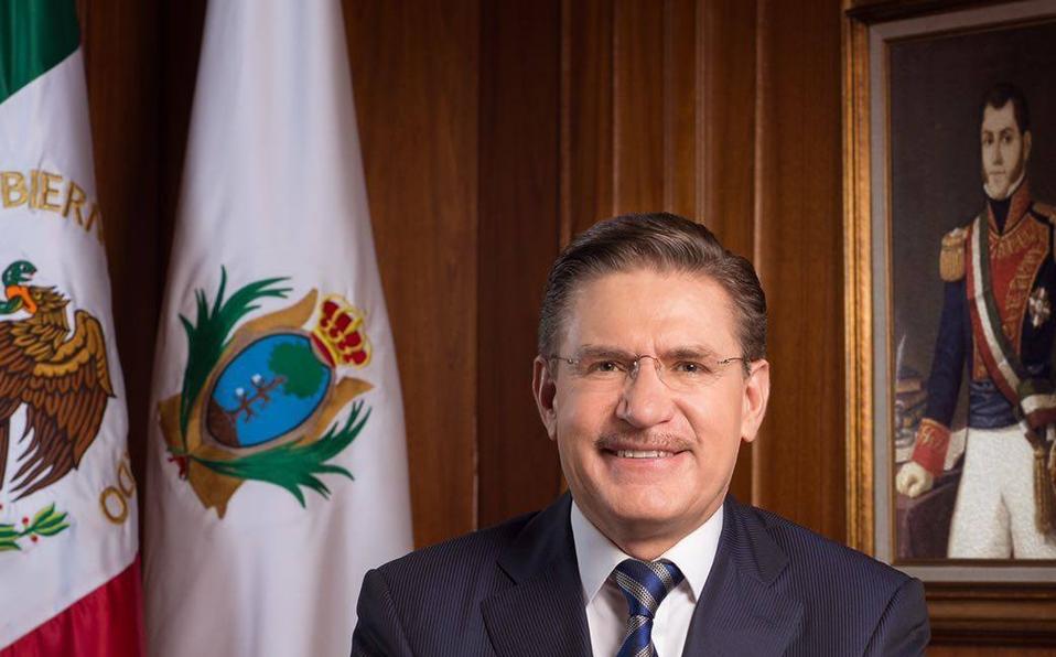 Gobernador de Durango, José Rosas Aispuro, da positivo a COVID-19