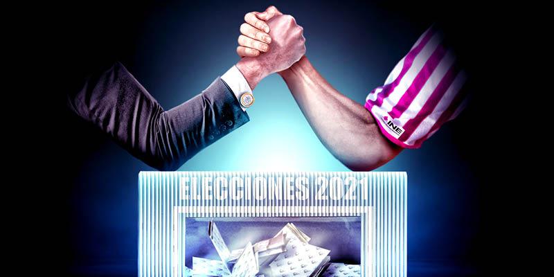 El INE está en la mira del presidente AMLO y se polarizan el proceso de elecciones del 2021