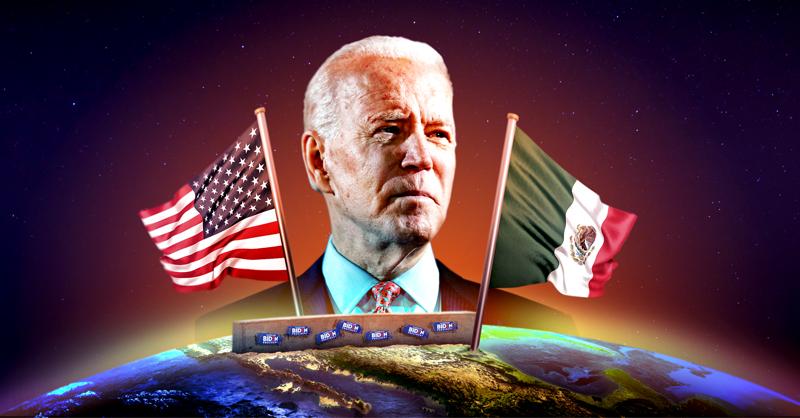 La posible llegada de Joe Biden a la Casa Blanca dará peso a los ideales demócratas