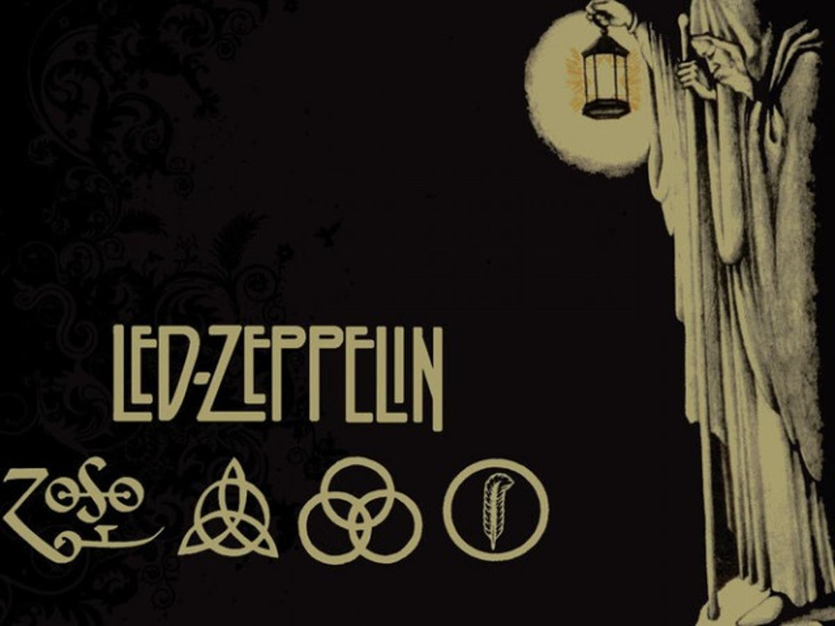 led zeppelin Aleister Crowley