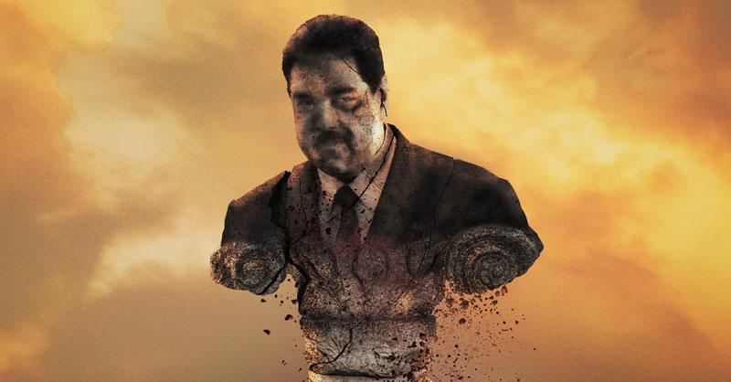 Nicolás Maduro, presidente de Venezuela, ha recibido varios golpes