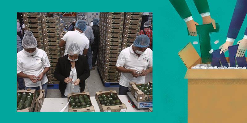México es considerada como una de las naciones más integradas en flujos de comercio exterior con el T-MEC