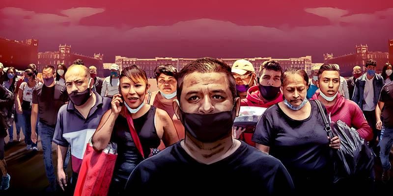México se enfila al regreso de la llamada nueva normalidad en medio de un incremento en los contagios por COVID-19