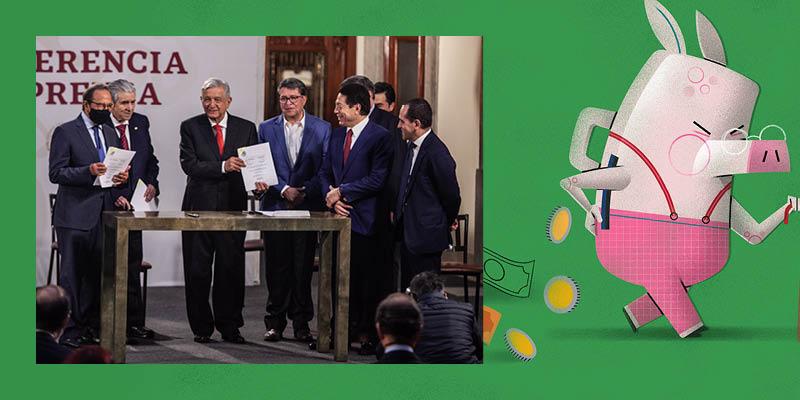 Senadores del PAN celebraron las coincidencias entre la propuesta que ellos realizaron en materia de pensiones