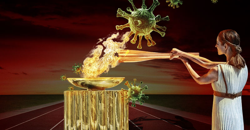 El coronavirus cambió los planes de Tokio 2020