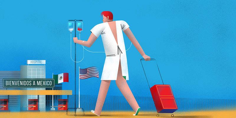 El turismo médico es una de las cartas fuertes del Gobierno federal para reactivar al sector