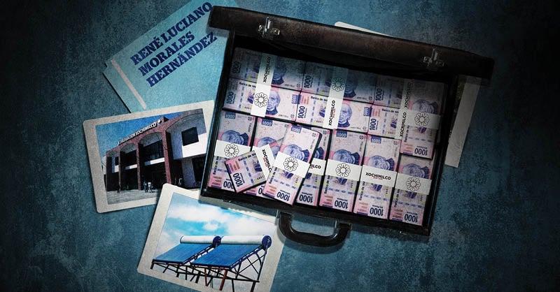 El gobierno de Xochimilco le pagó más de 3 millones a un proveedor