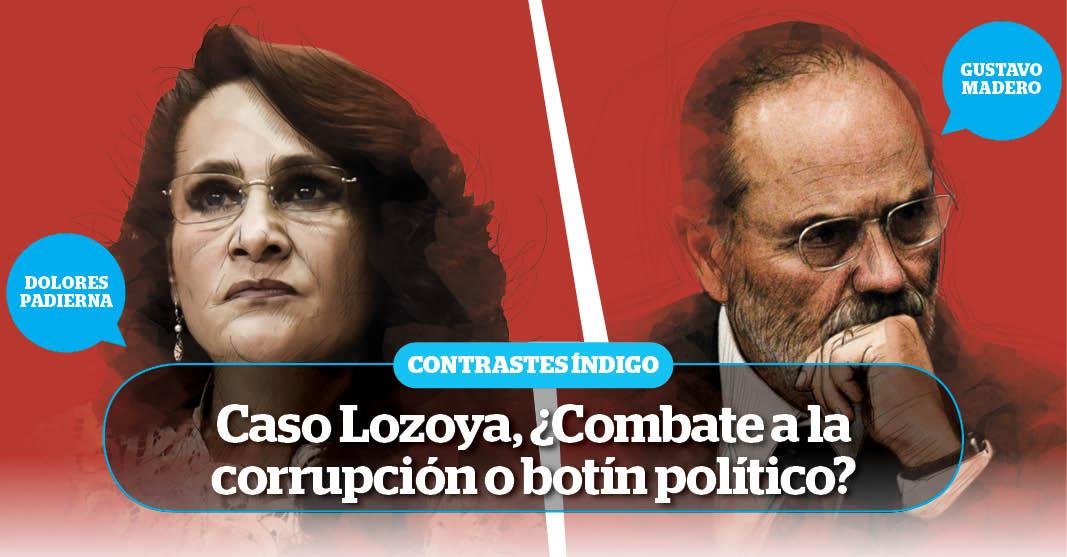 El proceso en contra del exdirector de Pemex, Emilio Lozoya, ya arrancó