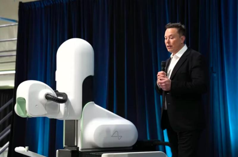 Elon Musk busca curar ceguera, daño cerebral y adicciones con el chip Neuralink