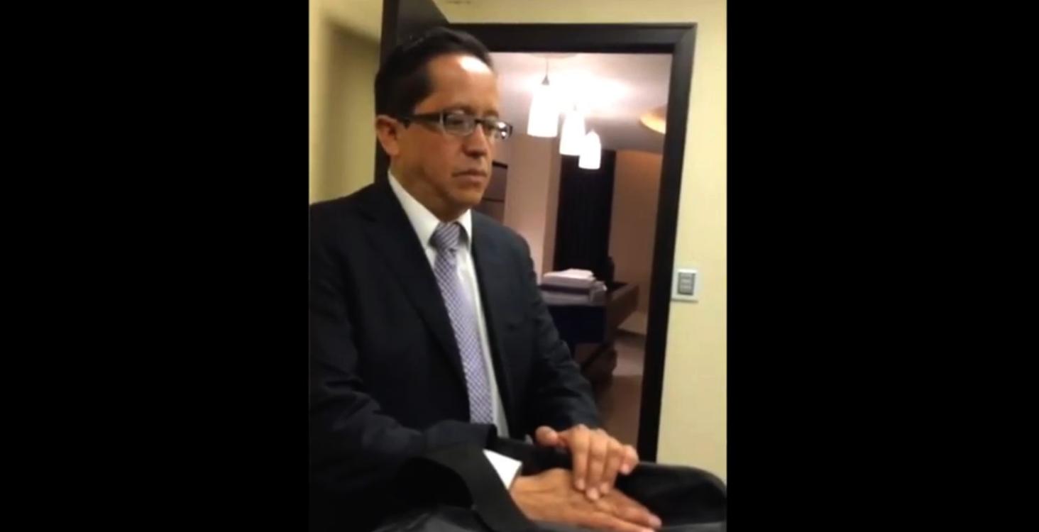Gobernador de Querétaro cesa a su secretario, quien aparece en video de presunto soborno
