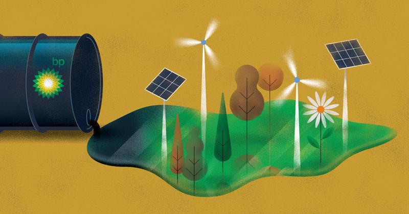 El gigante petrolero BP le apostará de lleno a las energías renovables