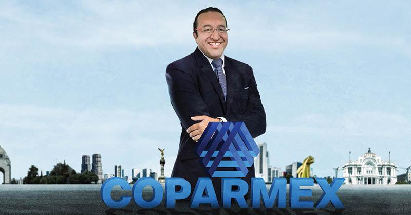 En medio de la pandemia por COVID-19, la Coparmex capitalina cambió de presidente