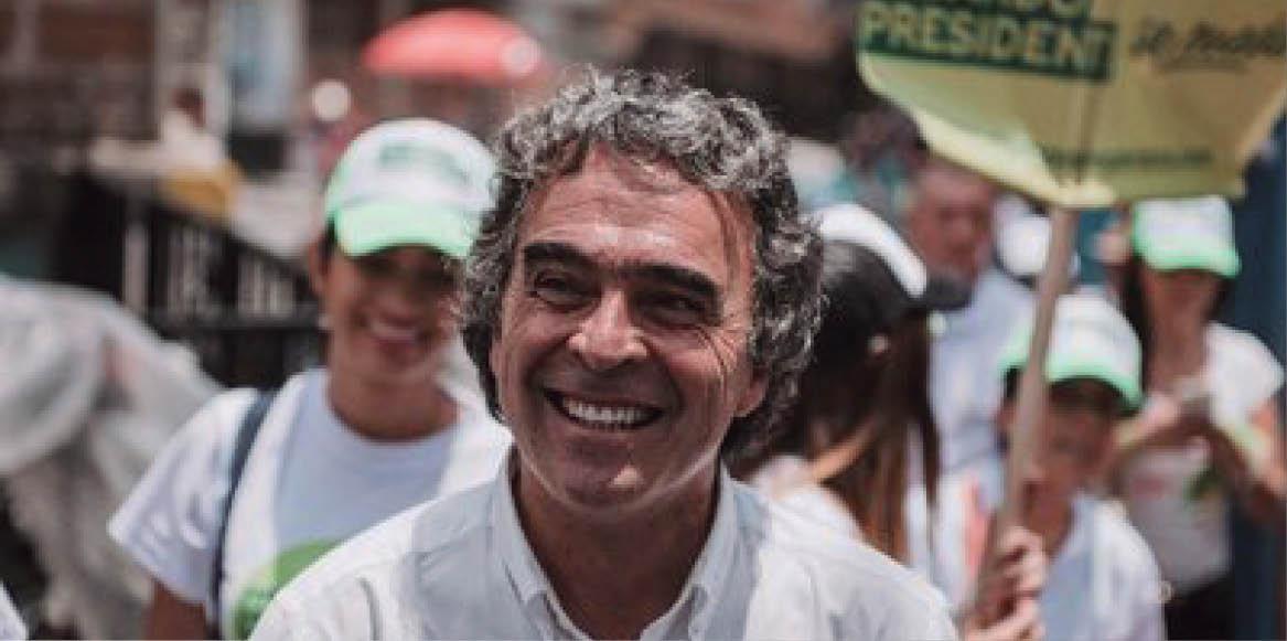 Sergio Fajardo, exalcalde de Medellín, participará en un diálogo de política