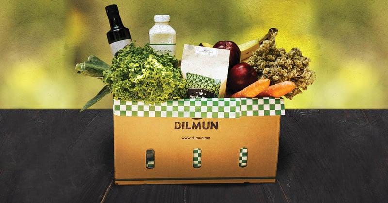 La plataforma Dilmun ofrece alimentos de pequeños productores mexicanos
