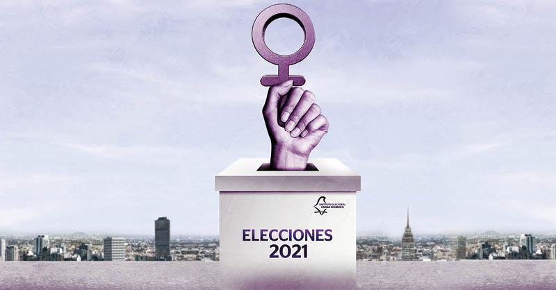 En septiembre comienza el proceso electoral 2020-2021, el primero en la historia de la Ciudad de México en el que se podrá castigar la violencia política contra las mujeres