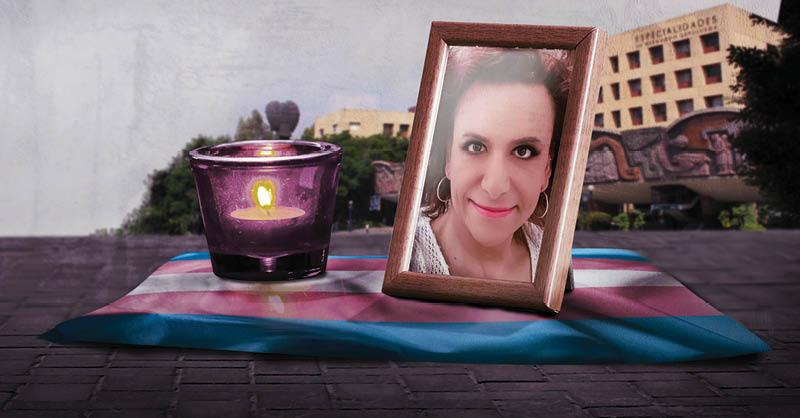 A dos meses del presunto suicidio de la activista trans y doctora del IMSS, Elizabeth Montaño, no se esclarece ni explica completamente