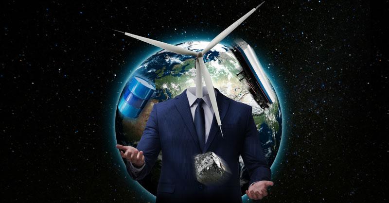 El mundo avanza hacía la adopción de energías limpias