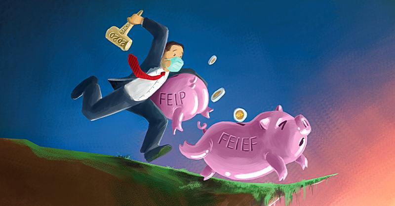 El uso de los fondos de emergencia, como el FEIP y el FEIEF, provocará una mayor incertidumbre