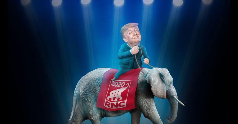 La candidatura presidencial de Donald Trump es oficial