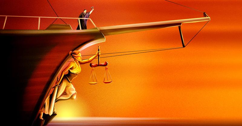 La reforma al Poder Judicial impulsada por el presidente de la SCJN Arturo Zaldívar, con la que busca acabar con la corrupción y el nepotismo