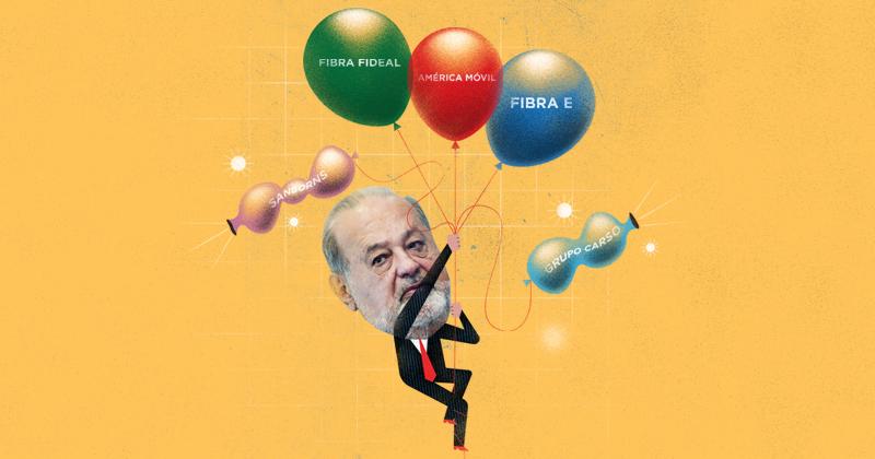 Carlos Slim perdió bastante dinero en algunos de sus negocios durante el segundo trimestre