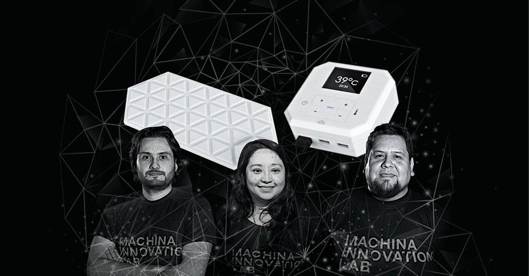 Una empresa de jóvenes creadores diseñó Toci Health