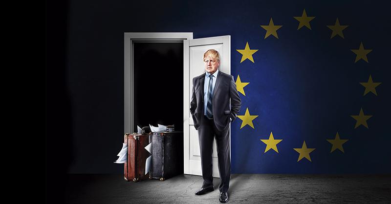 Las proyecciones de un Brexit duro hicieron eco
