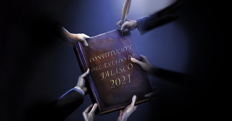 La conformación de un Congreso Constituyente para Jalisco ha sido pospuesta para el 2021