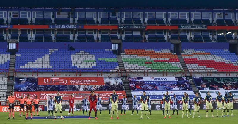 Bajo un escenario amenazante por rebrote de coronavirus, la Liga BBVA MX prepara un informe protocolario para abrir las puertas de los estadios