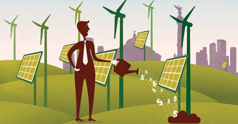 México debe apostar a las energías renovables con el objetivo de garantizar el desarrollo