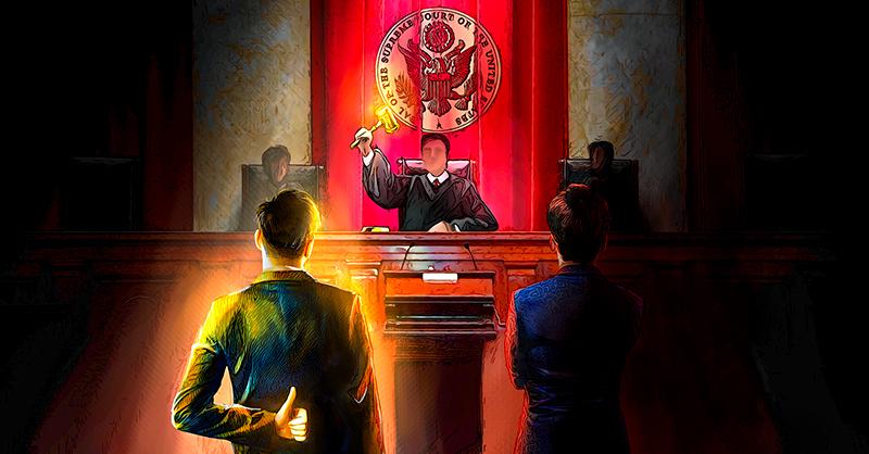 Algunos de los exsecretarios de la Suprema Corte de Justicia de Estados Unidos se benefician
