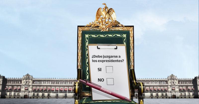 La consulta ciudadana para enjuiciar a los últimos cinco expresidentes debe atravesar un difícil proceso legal