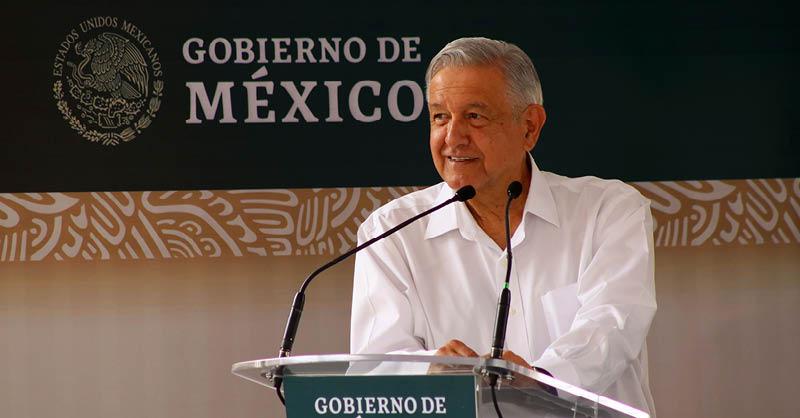 El presidente López Obrador lamentó los decesos y afectaciones por la pandemia