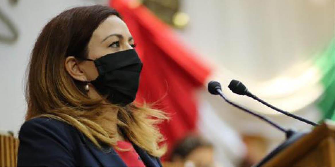 Mariela Saldívar tocó el tema de transparentar el bono de gestoría.