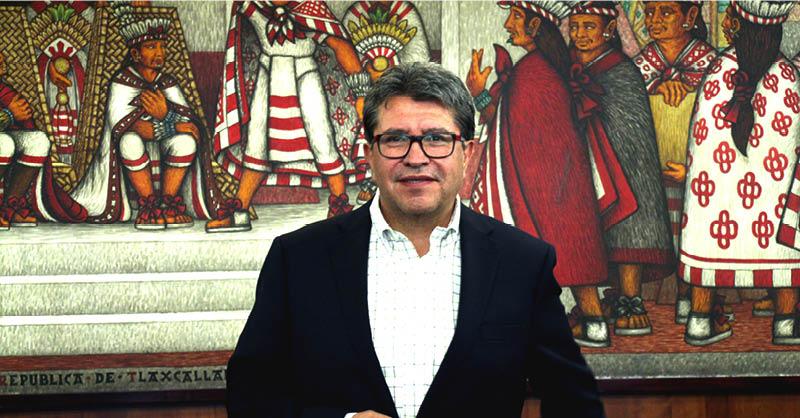El zacatecano Ricardo Monreal Ávila se convirtió en la mancuerna legislativa del presidente Andrés Manuel López Obrador