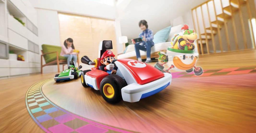 Nintendo busca seguir siendo una marca relevante para los niños